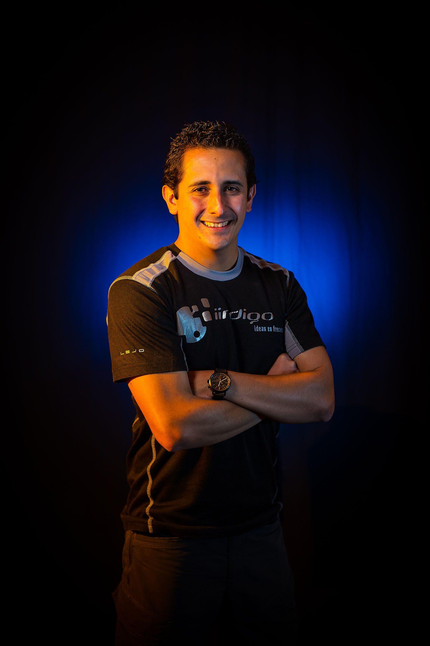 Alejandro Mérida